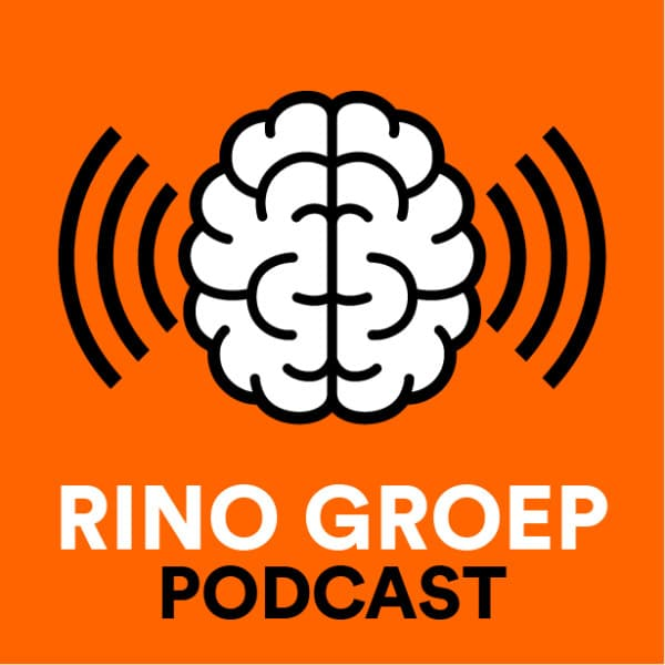 RinoGroep Podcast icon ORANJE